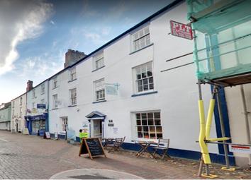 Thumbnail Office for sale in Nevill Street, Abergavenny