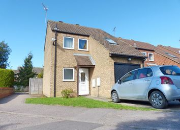 Thumbnail 3 bed detached house for sale in Annesley Close, Sawtry, Huntingdon