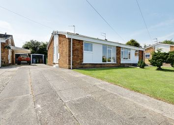 Thumbnail 2 bed bungalow for sale in Inmans Road, Hedon, Hull