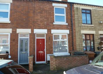 Thumbnail 3 bed terraced house to rent in Bayswater Road, Melton Mowbray