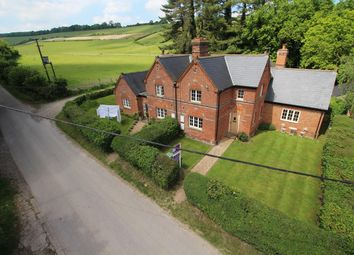 Thumbnail 3 bed semi-detached house for sale in Thurle Grange Cottages, Rectory Road, Streatley, Reading