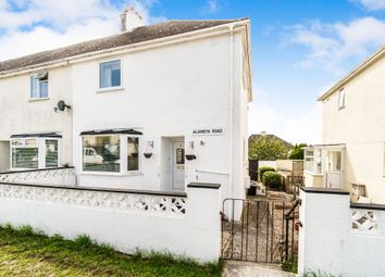 3 bed end terrace house for sale in Alamein Road, Saltash PL12