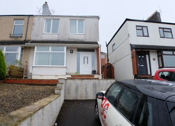 Thumbnail 4 bedroom semi-detached house to rent in West Cross Avenue, West Cross, Swansea SA3 5Tx