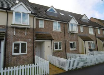 Thumbnail 4 bed terraced house to rent in Noreuil Road, Petersfield