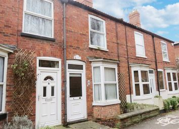 Thumbnail 2 bed terraced house for sale in East Banks, Sleaford