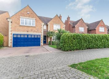 Thumbnail 4 bed detached house for sale in Braeburn Way, Kings Hill, West Malling
