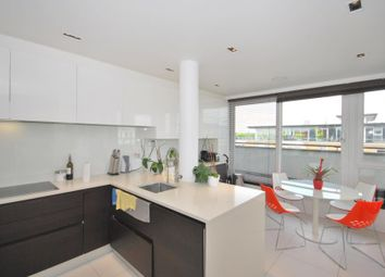 Thumbnail 3 bed flat to rent in Riverside West, Wandsworth