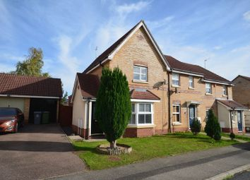 Thumbnail 3 bed terraced house for sale in Dalbier Close, Thorpe St. Andrew, Norwich