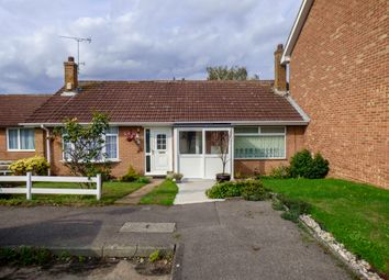Thumbnail 1 bed terraced bungalow for sale in Challenge Close, Gravesend, Kent