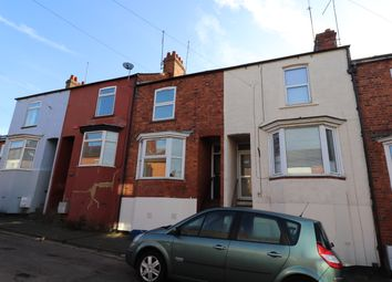 Thumbnail 3 bed terraced house to rent in Newington Road, Northampton