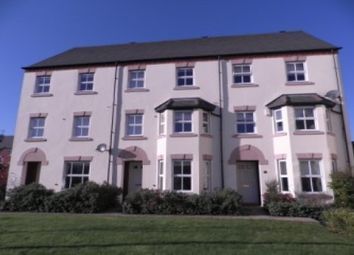 Thumbnail 3 bed town house to rent in Whitehouse Drive, Lichfield