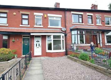Thumbnail 2 bed terraced house for sale in Newshaw Lane, Hadfield, Glossop