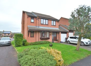 Thumbnail 4 bed detached house for sale in Acland Way, Tiverton, Devon