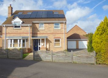 Thumbnail 6 bed detached house for sale in Ford Close, Yaxley, Peterborough, Cambridgeshire