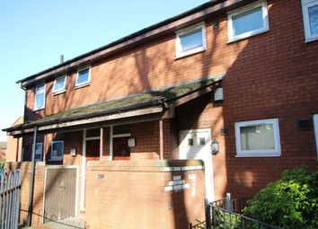 Thumbnail 1 bed terraced house to rent in Orme Close, Manchester