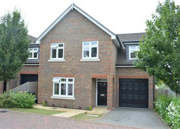 Thumbnail 4 bed detached house for sale in Chestnut Way, Epsom