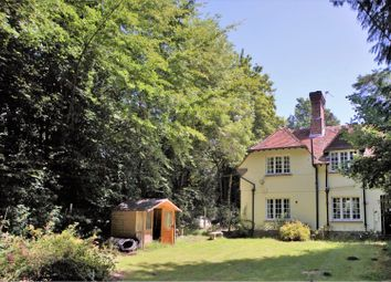 Thumbnail 4 bed detached house for sale in Budletts Lane, Maresfield, Uckfield