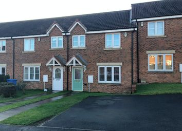 Thumbnail 3 bedroom terraced house to rent in Tyelaw Meadows, Shilbottle, Alnwick