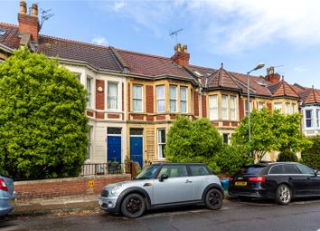 Thumbnail 3 bed terraced house to rent in Halsbury Road, Westbury Park, Bristol, Bristol, City Of