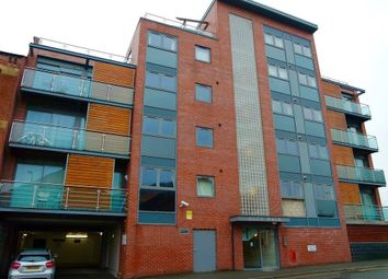 Thumbnail 1 bed flat to rent in City Walk, Sylvester Street, City Centre