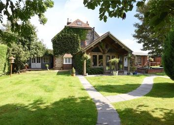 Thumbnail 4 bed semi-detached house for sale in Burntwood Cottages, Basingstoke Road, Martyr Worthy