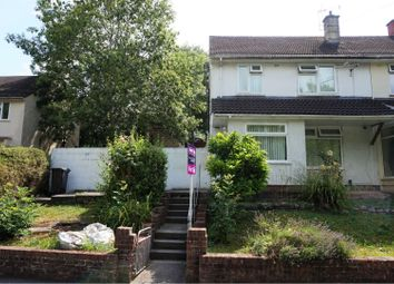 Thumbnail 3 bed end terrace house for sale in Hencliffe Road, Stockwood