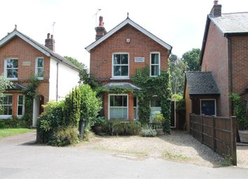 Thumbnail 3 bed detached house for sale in Castle Grove Road, Chobham, Woking, Surrey