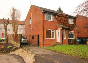 Thumbnail 2 bedroom semi-detached house for sale in Exeter Drive, Leeds