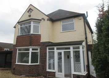 Thumbnail 3 bed detached house to rent in Jockey Road, Sutton Coldfield