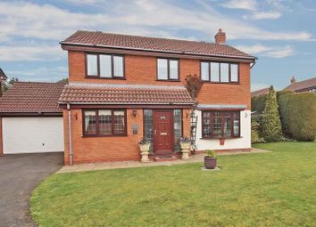 Thumbnail 4 bed detached house for sale in Beechcroft Drive, Bromsgrove