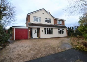 Thumbnail 4 bed detached house for sale in The Hawthorns, Eccleston