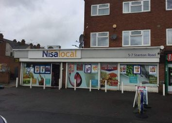 Thumbnail Retail premises for sale in Stanton Road, Great Barr, Birmingham