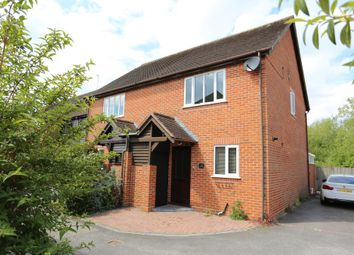 Thumbnail 2 bed semi-detached house for sale in St. Bonnet Drive, Bishops Waltham, Southampton