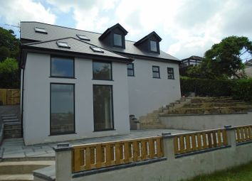 Thumbnail 5 bed detached house for sale in Goppa Road, Pontarddulais, Swansea