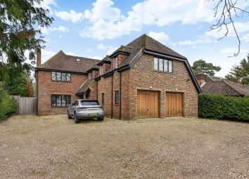 5 bed detached house for sale in Forest Road, East Horsley, Leatherhead KT24