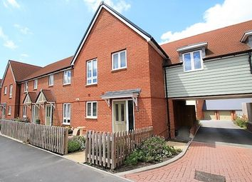 Thumbnail 4 bed terraced house for sale in Saunders Way, Basingstoke