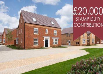 "5 bed detached house for sale in ""Moorecroft"" at Carters Lane, Kiln Farm, Milton Keynes MK11"