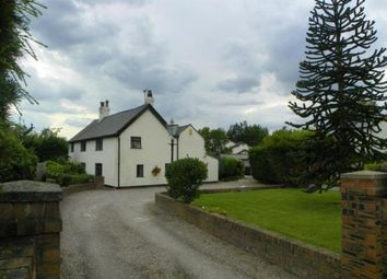 Thumbnail 4 bed detached house for sale in Mill Lane, Houghton Green, Warrington, Cheshire