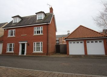 Thumbnail 4 bedroom detached house for sale in Barley Close, Mistley, Manningtree
