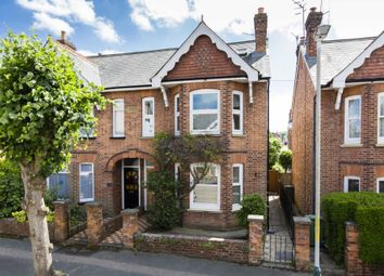 Thumbnail 4 bed semi-detached house for sale in Erskine Park Road, Rusthall, Tunbridge Wells