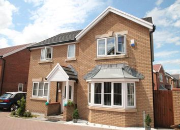 4 bed detached house for sale in Copper Beech Drive, Bedwellty Gardens, Tredegar, Blaenau Gwent NP22
