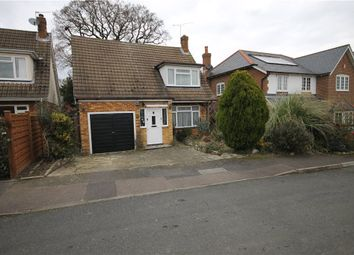 Thumbnail 4 bed detached house for sale in Coombe Drive, Addlestone, Surrey