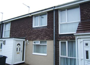 Thumbnail 2 bed flat to rent in Gloucester Way, Fellgate, Jarrow