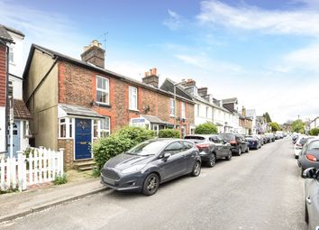 Thumbnail 2 bed terraced house to rent in Lesbourne Road, Reigate
