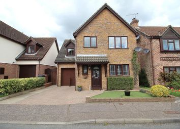 Thumbnail 4 bed detached house for sale in Chuzzlewit Drive, Chelmsford, Essex