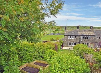 3 bed end terrace house for sale in Colden Valley, Blackshawhead, Hebden Bridge HX7