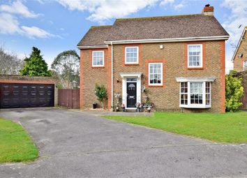 Thumbnail 4 bed detached house for sale in Aldbourne Drive, Bognor Regis, West Sussex