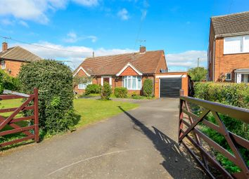 Thumbnail 2 bed detached bungalow for sale in Church Road, Ryton On Dunsmore, Coventry