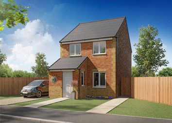 Thumbnail 3 bed detached house for sale in Plot 90, Kilkenny, Briar Lea Park, Longtown, Carlisle