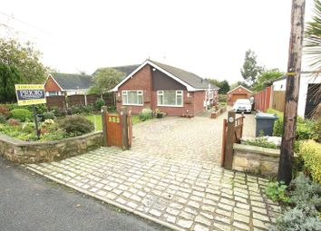 Thumbnail 3 bedroom detached bungalow for sale in Mow Lane, Gillow Heath, Stoke-On-Trent